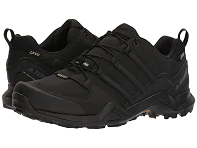 adidas Outdoor Terrex Swift R2 GTX (Black/Black/Black) Men