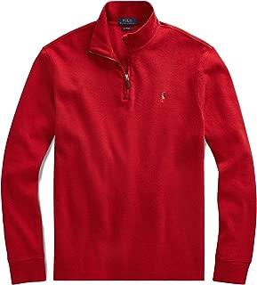 Mens Estate Rib Pullover Sweater