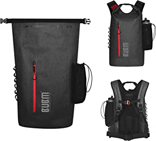 Travel Waterproof Backpack Dry Bag - 20L/ 35L Roll-top Recreation Dry Backpack Outdoor Sports Backpack for Kayaking, Boating, Hiking, Camping, Fishing