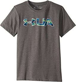 UA Voltage Linear Short Sleeve (Little Kids/Big Kids)