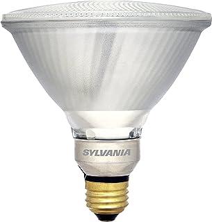SYLVANIA 90 Watt Equivalent, PAR38 LED Light Bulb, Bright White, Made in the