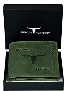 Urban Forest Montana Leather Wallet for Men