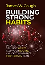 Building Strong Habits: Discover how to gain new habits, keep your routine and get the perfect productivity plan