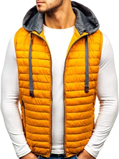 classic fit hot products good looking Amazon.fr : doudoune - Jaune / Homme : Vêtements