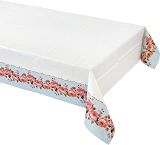 Talking Tables Truly Chintz, Paper Table Cover, Multi-colour, 180 x 120cm