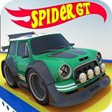 Spider GT Racing Car Games: Superhero Car Stunts