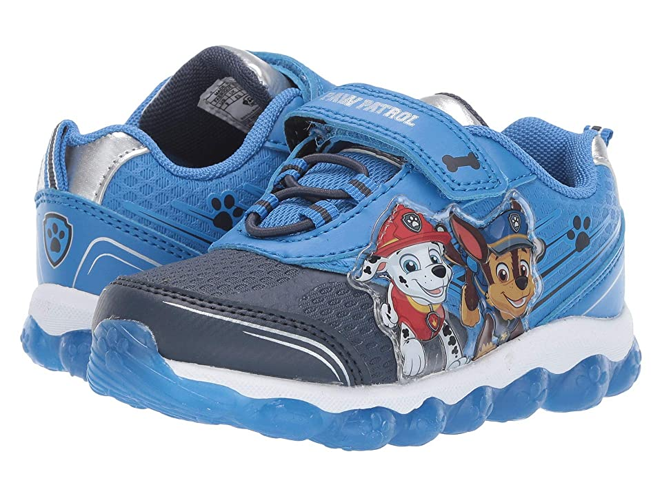 Josmo Kids Paw Patrol Gel Bottom Sneaker (Toddler/Little Kid) (Blue) Boy