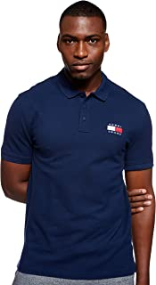 Tommy Hilfiger Men's Tjm Badge Polo Shirt