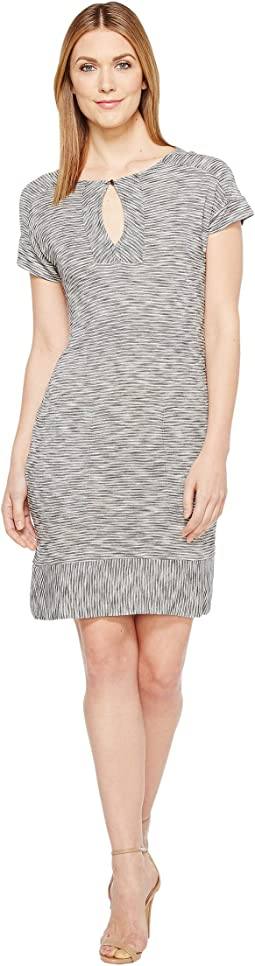 Lucky Brand Striped Tee Dress