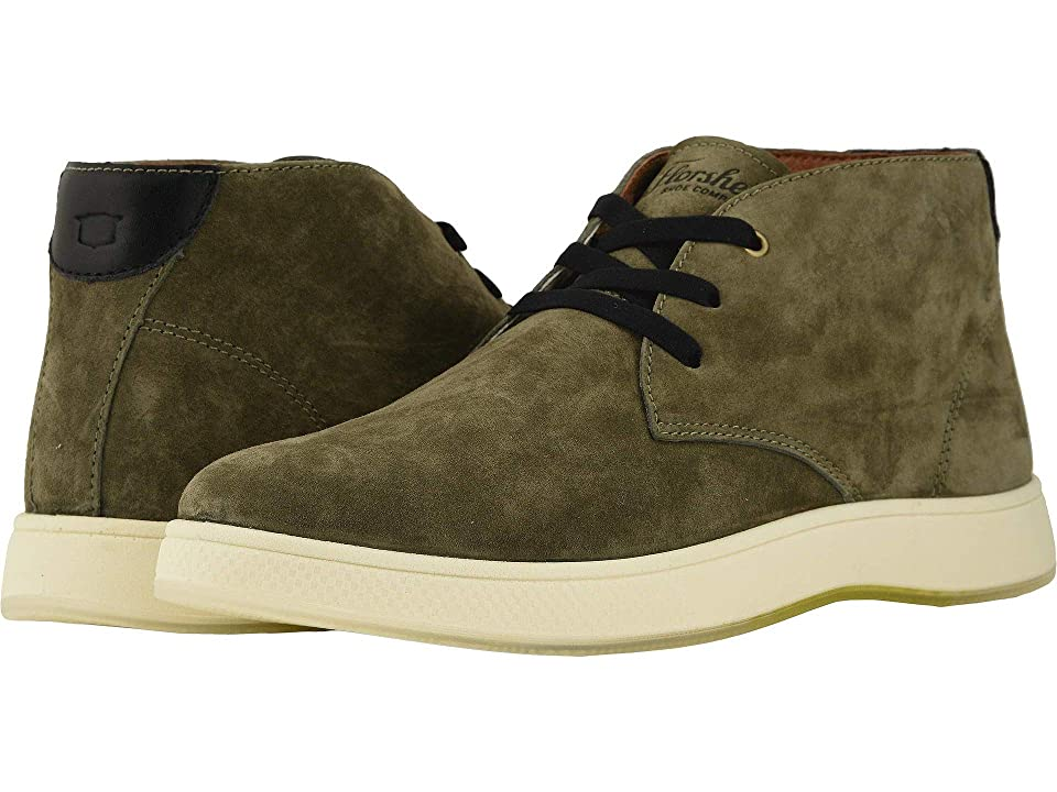 Florsheim Edge Chukka Boot (Loden Nubuck) Men