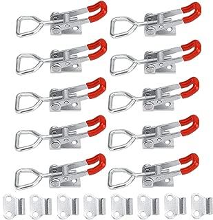Anndason Toggle Latch Clamp 4001,150Kg 330Lbs Holding Capacity (10PCS)