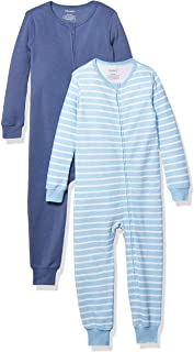 Ultimate Baby Zippin 2 Pack Sleep and Play Suits