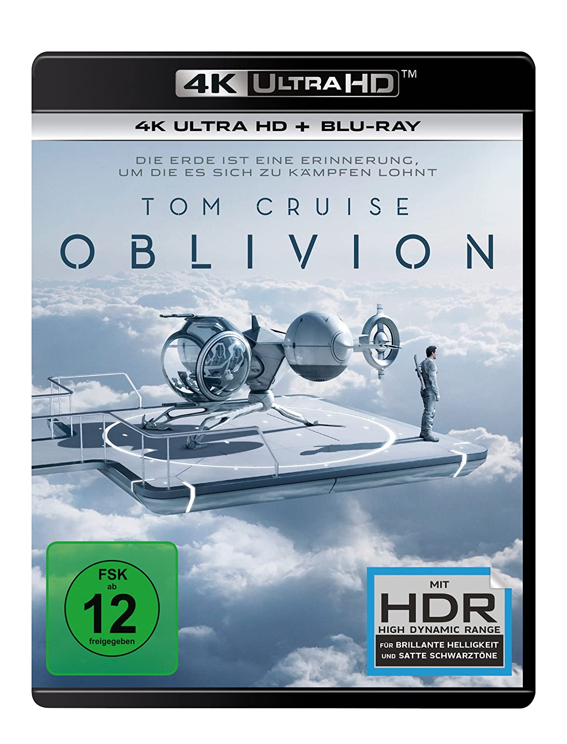 OBLIVION 4K 55% OFF sold out - Blu-ray MOVIE 2013