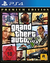 Grand Theft Auto V Premium Edition [Playstation 4], Duitse Versie