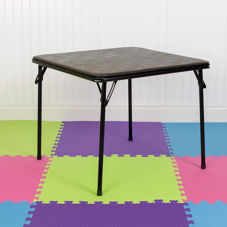 BizChair Kids 買い物 Black 早割クーポン Table Folding