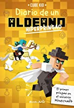 Minecraft. Diario de un aldeano hiperpringao (Spanish Edition)