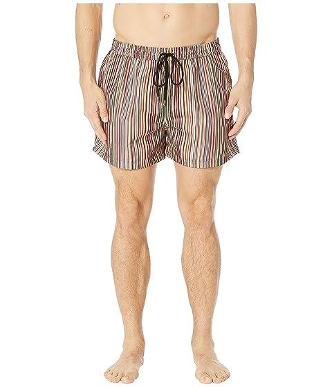 Paul Smith Classic Multistripe Swim Shorts