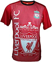 Icon Sport Group Liverpool F.C. Official Adult Soccer Poly Jersey P010