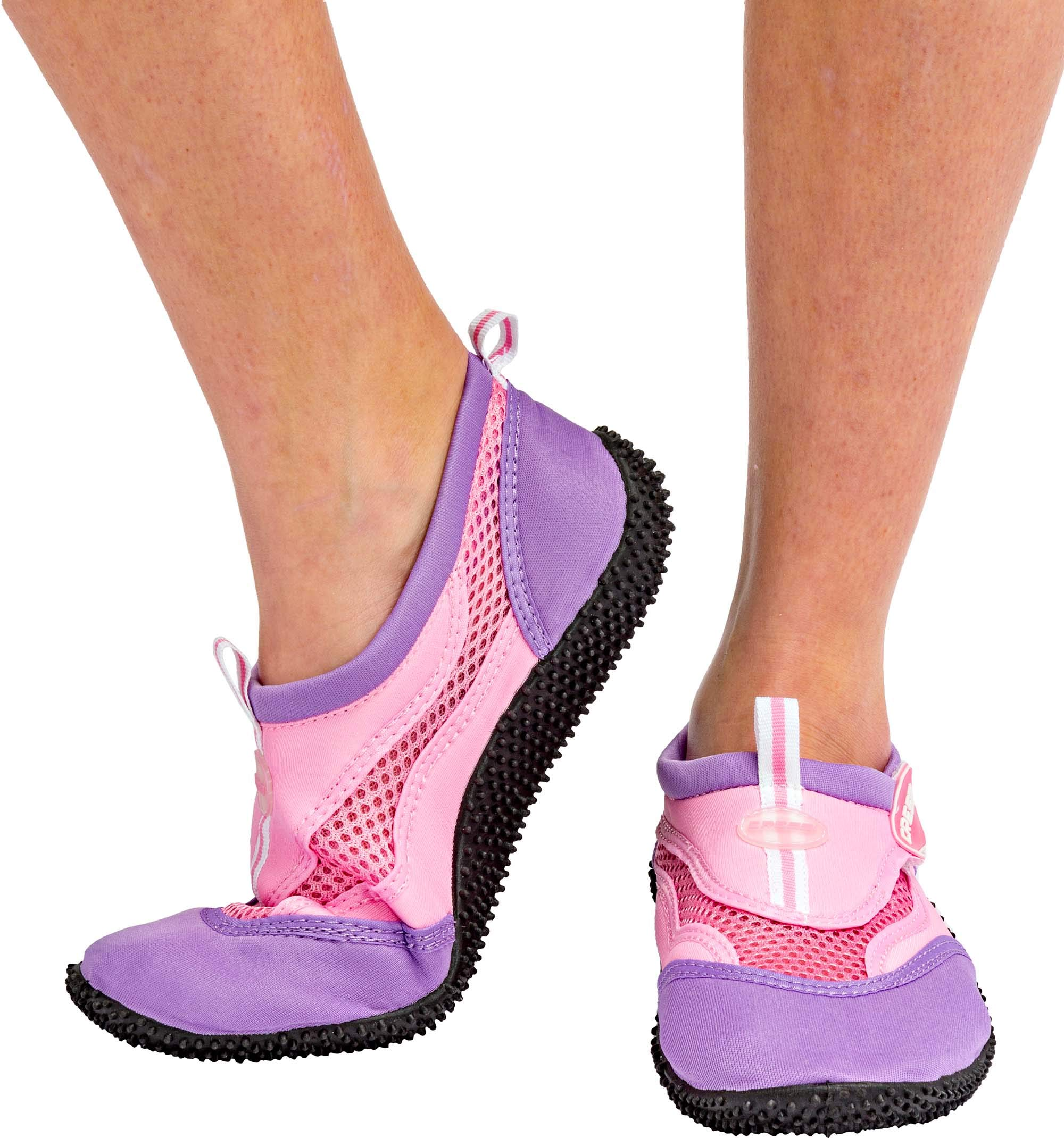 Cressi Unisex Reef Shoes Badeschuhe, Rosa (Rosa/Lila), 27 EU