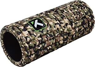 TriggerPoint Grid Foam Roller with Free Online Instructional Videos, Original (13-inch), Camo