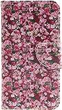 Anlike f�r Samsung Galaxy On5 / G5500 (5 Zoll) H�lle / Handyh�lle / Schutzh�lle / Ledertasche / Tasche / Case / Cover / Flip Brieftasche / Bookstyle mit Standfunktion Kredit Karteneinschub und Magnetv