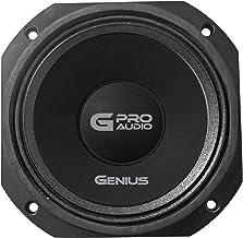 """$69 » Genius GPRO-M0165 6.5"""" 300 Watts-Max Midrange Car Audio Neodymium Speaker 4-Ohms Paper Cone"""