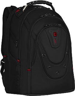 Wenger Ibex Deluxe Laptop-Rucksack, Notebook 14 bis 16 Zoll, Tablet bis 10 Zoll, 26 l, Damen Herren, Business Uni Schule R...