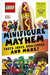 LEGO Minifigure Mayhem (World Book Day 2019) Paperback