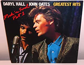 Daryl Hall & John Oates ‎- Greatest Hits - Rock 'N Soul Part I LP - 1st Edition First US Pressing Vinyl Record - Catalog # DPL-1-4858 - 1983 - EX/EX