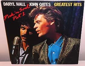 Daryl Hall & John Oates - Greatest Hits - Rock 'N Soul Part I LP - 1st Edition First US Pressing Vinyl Record - Catalog # DPL-1-4858 - 1983 - EX/EX