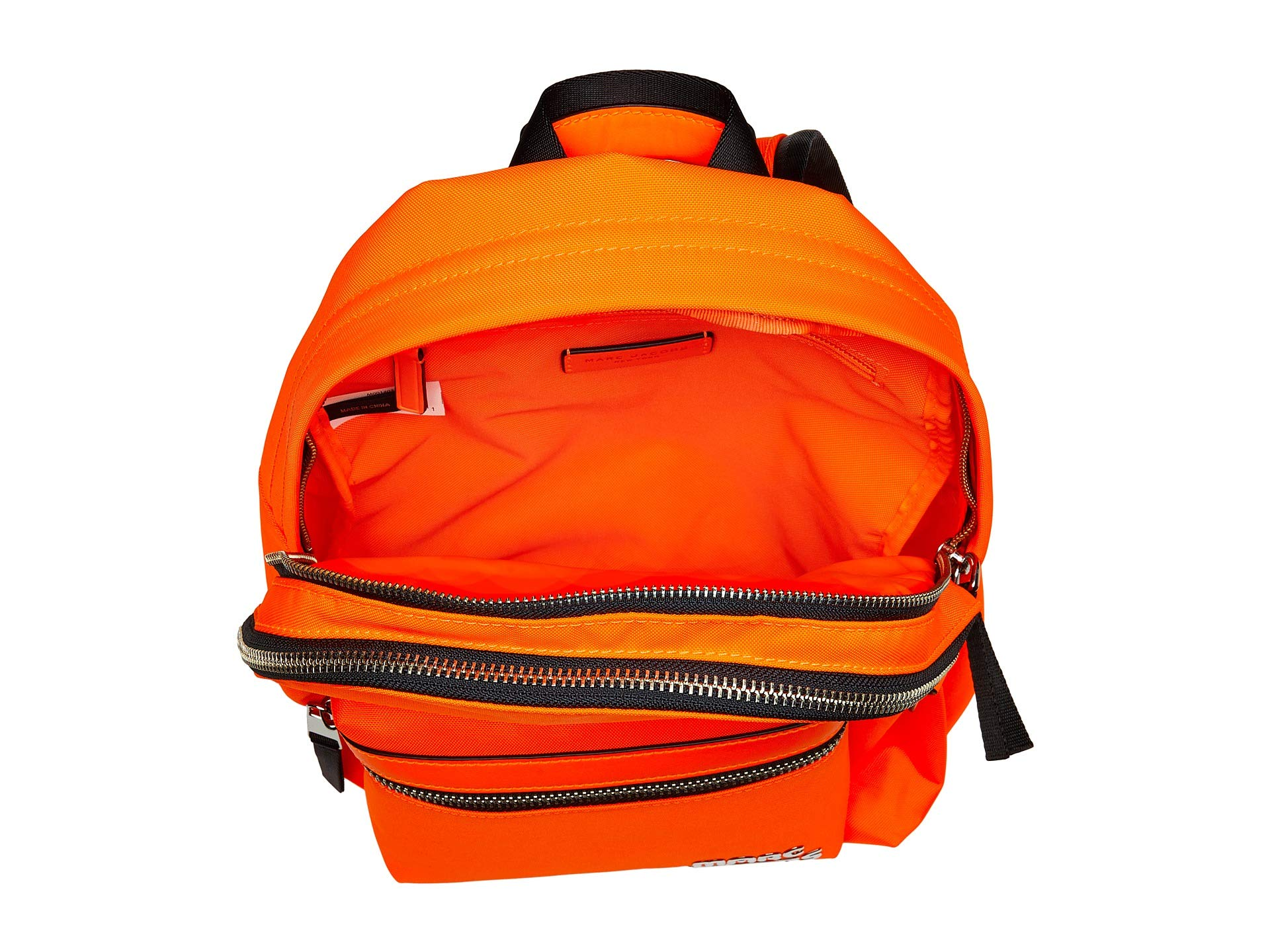 Marc Trek Bright Medium Orange Jacobs Pack Backpack fxFqxpBw1