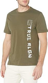 True Religion Tyson Short Sleeve Crew Neck tee Camiseta para Hombre