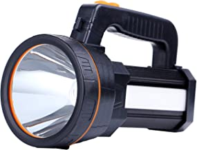AF-WAN Krachtige Oplaadbare Zaklamp Draagbare Handheld LED Zoeklicht Super Heldere Torch 9000 mAh 7000 lumen Waterdichte Z...