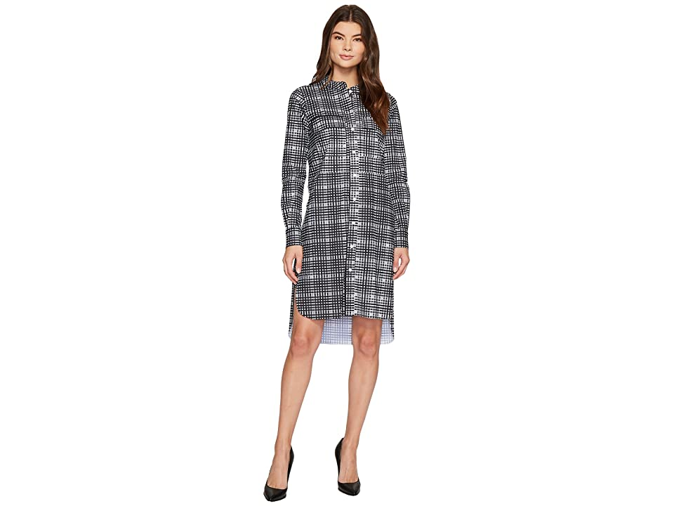 Lysse Archie Shirtdress (Check Print) Women
