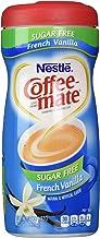 Nestle Coffee-Mate French Vanilla Sugar Free Non-Dairy Coffee Creamer, 10.2 Oz. (3 Pack)