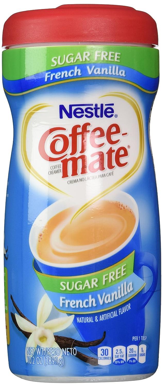 Japan Maker New Nestle Coffee-Mate French Vanilla Sugar Coffee Cr Non-Dairy Free Cheap bargain