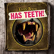 This Book Has Teeth! (Beastly Books for the Brave)