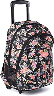 Rip Curl Wh Proschool Toucan Flora Womens Luggage One Size Black