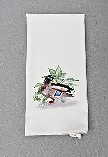 duck tea towel