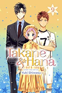 Takane & Hana, Vol. 9