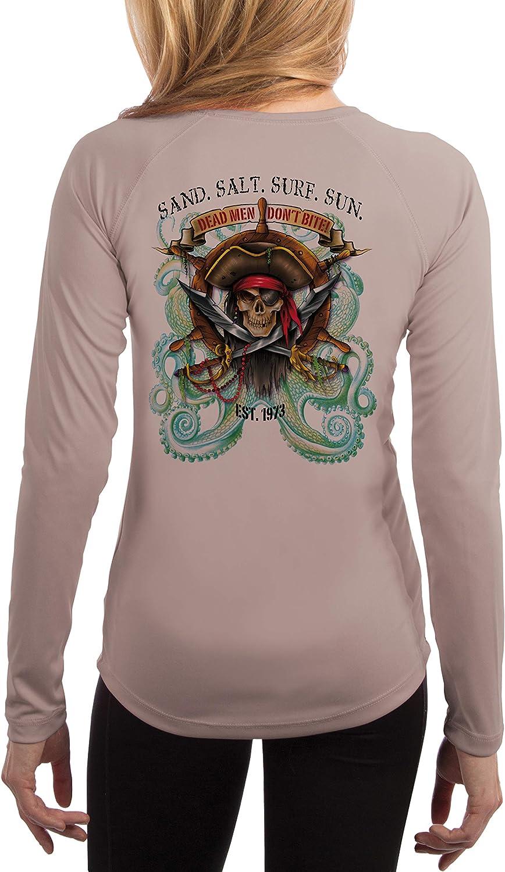 Opening large release Max 65% OFF sale SAND.SALT.SURF.SUN. Pirate Octopus Women's UPF Protec UV Sun 50+