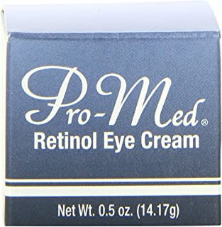 Pro-Med Retinol Ant-Aging Eye Cream, 0.5 Ounce