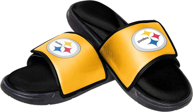 FOCO Men's Deluxe Foam Fashion Sport Sandals Slide Flip Super sale period limited Flop Shower