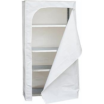 Simonrack 90230000087 Funda para estanter/ía Color Blanco 2000 x 1000 x 300 mm