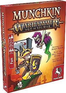 Pegasus Spiele 17020G – Munchkin Warhammer Age of Sigmar