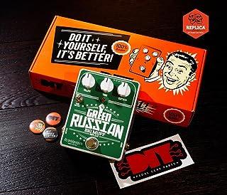 diypedalgearparts® Kit Big Muff Green Russian Replica
