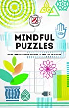 Overworked & Underpuzzled: Mindful Puzzles: More than 200 visual puzzles to help you de-stress (Overworked and Underpuzzled)