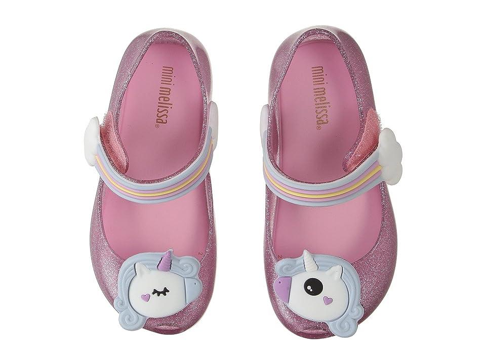 Mini Melissa Mini Ultragirl Unicorn (Toddler/Little Kid) (Pink Sparkle) Girl
