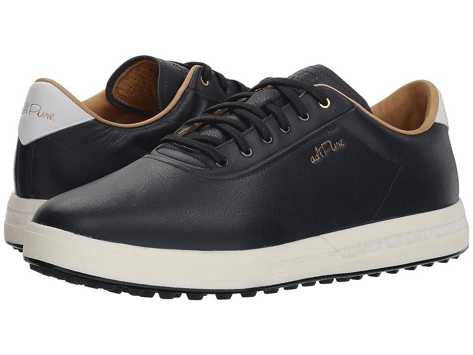 adidas Golf Adipure SP (Night Navy/Off-White/Gold Met) Men