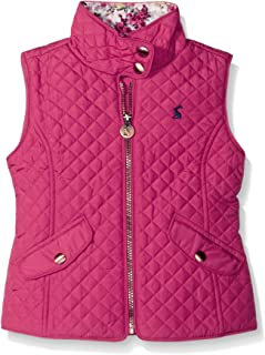 Joules Girls' Jilly Quilted Gilet